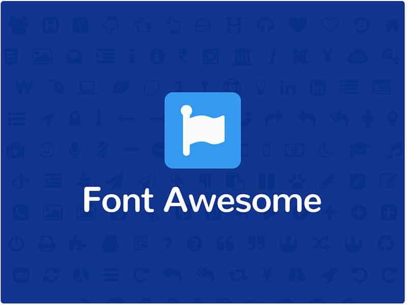 FontAwesome Compatible WordPress Blog Theme