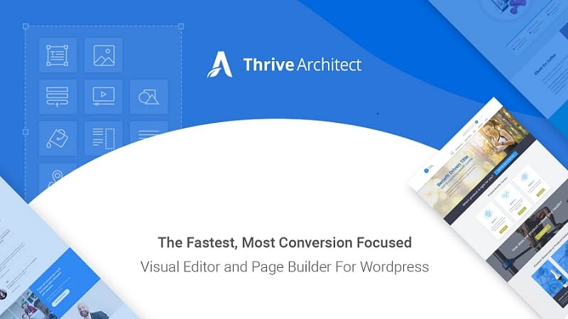 Thrive Archtech Page Builder