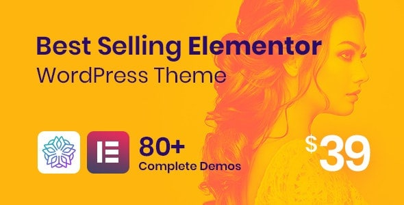 Elementor MultiPurpose WordPress Theme