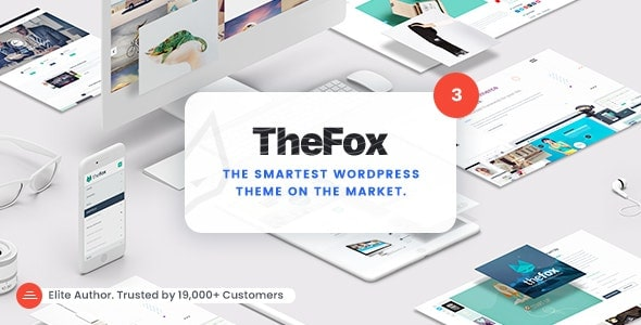 TheFox - Multi-Purpose WordPress Theme