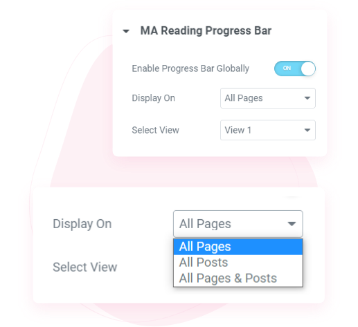 display-globally-on-all-the-pages-or-posts-or-on-a-specific-page