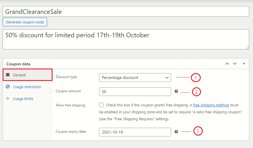 Schedule Coupons in WooCommerce